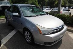 2008 Ford Focus Sedan