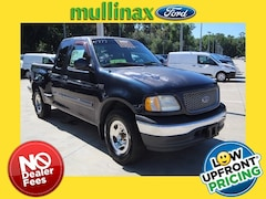 Bargain Used 1999 Ford F-150 Truck Super Cab A67771