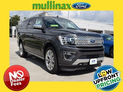 Mullinax Ford Nsb >> New 2019 Ford Expedition Max For Sale At Mullinax Ford Of