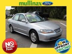 Used 2001 Honda Accord 3.0 EX w/Leather Sedan 27988 Kissimmee,FL