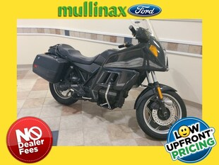 1992 BMW K75 Motorcycle Motorcycle