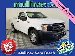 New 2019 Ford F-150 XL Truck 1FTMF1CB2KKE74171 for Sale in Kissimmee,FL