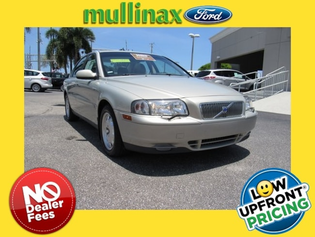Used 2002 Volvo S80 2.9 Sedan 274168 Kissimmee