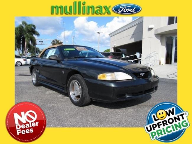 1998 Ford Mustang V6 Convertible
