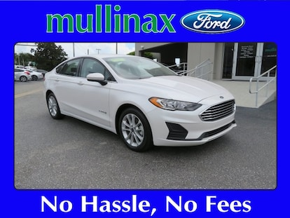 Mullinax Ford Nsb >> New 2019 Ford Fusion Hybrid For Sale At Mullinax Ford Of