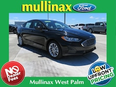 New 2020 Ford Fusion SE Sedan 3FA6P0HD2LR235989 for Sale in Kissimmee,FL