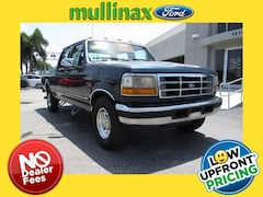 1996 Ford F-250 Base Truck Crew Cab