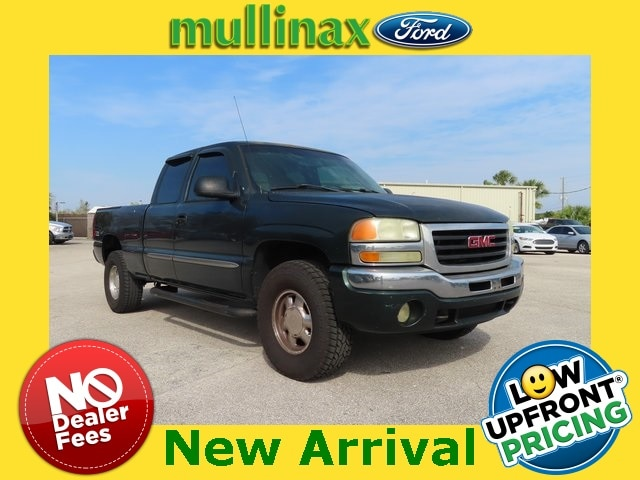 Used Gmc Sierra 1500 Lake Park Fl