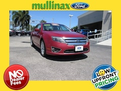 Bargain Used 2010 Ford Fusion SEL Sedan 366904