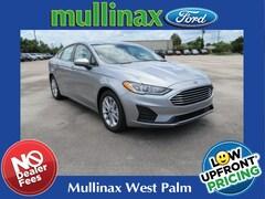 New 2020 Ford Fusion SE Sedan 3FA6P0HD9LR224648 for Sale in Kissimmee,FL
