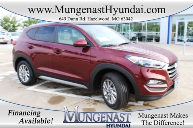 New 2017 Hyundai Tucson SE SUV for sale near St. Louis, St. Peter, St. Charles, and Florissant.