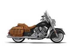 2017 Indian Motorcycle Chief Vintage Thunder Black Cruiser Motorcycle