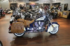2017 Indian Motorcycle Chief Vintage Springfield Blue Undefined