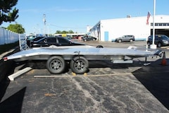 2014 Polaris Trailers Tandem Axle Deck Over Trailer Utility Trailer