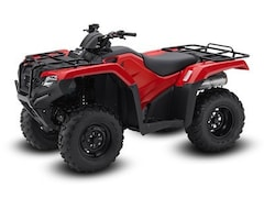 2017 Honda Fourtrax Rancher Utility ATV