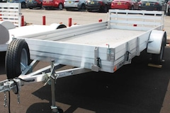 2015 Polaris Trailers Ranger / Razor Wood Deck Range Utility Trailer