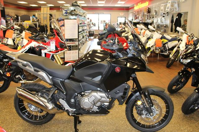 2016 Honda VFR 1200X Adventure Motorcycle