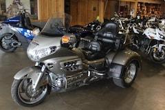 2002 Honda Gold Wing Touring Motorcycle