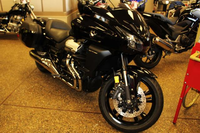 2014 Honda CTX 1300 Deluxe Touring Motorcycle