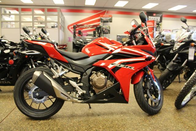 2016 Honda CBR 500R Sport Motorcycle