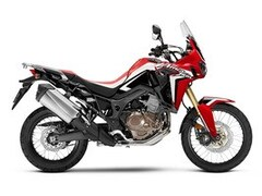 2017 Honda Africa Twin CRF1000L Dual Sport Motorcycle