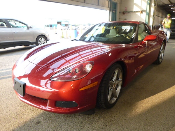 2012 Chevrolet Corvette 1SB HUD Navigation 6 Speed Crystal Red Metallic