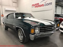1972 Chevrolet Malibu Chevelle 396 SS Cowl Induction Coupe