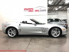 2012 Chevrolet Corvette Grand Sport 3LT HUD Navigation Convertible Convertible