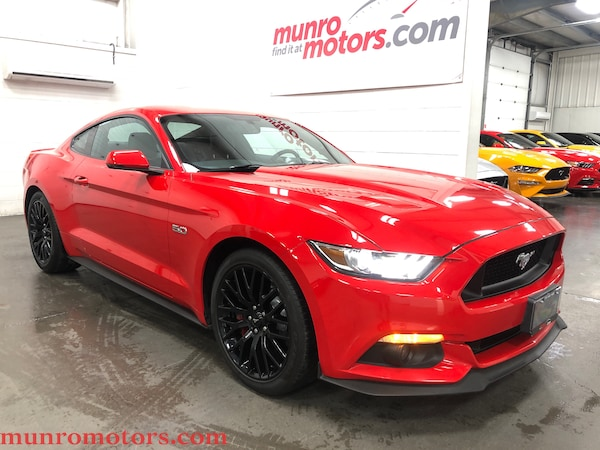 2016 Ford Mustang GT Premium Performance Pack