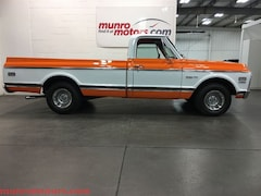 1972 Chevrolet C10 CHEYENNE PICKUP 454 Restored Regular Cab