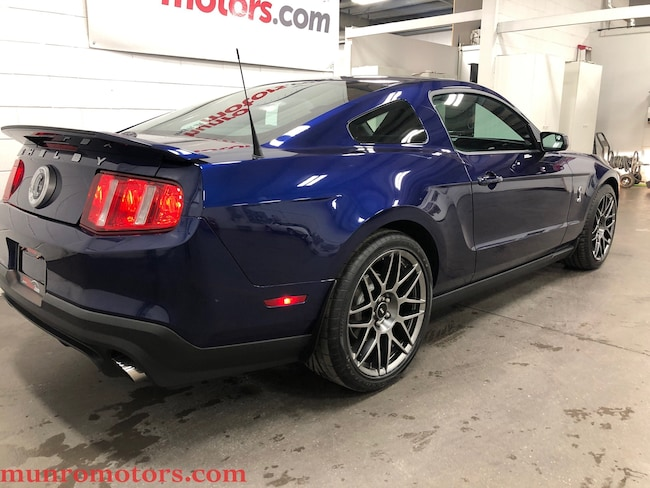 Used 2012 Ford Mustang For Sale | 233472 St George ON