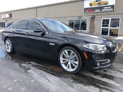 2015 BMW 535I xDrive Executive PKG HUD BLIS Lane Keep Sedan