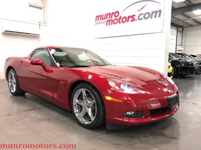 2012 Chevrolet Corvette 1SB HUD Navigation 6 Speed Crystal Red Metallic Coupe