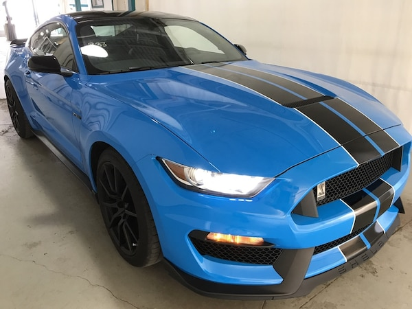 2017 Ford Shelby GT350 Comfort Package Navigation Cooled Seats