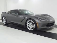 2015 Chevrolet Corvette Stingray Z51 Navigation  Auto Coupe
