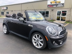 2014 MINI Convertible Cooper S Highgate Limited Edition Convertible