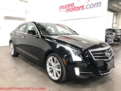 2014 Cadillac ATS 2.0L Turbo Performance AWD NAV SUNROOF Sedan
