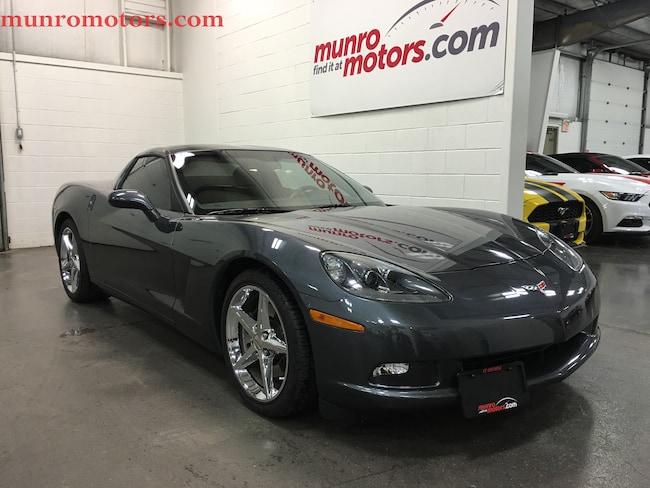 2011 Chevrolet Corvette 3LT Automatic Low KMS Coupe