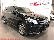 2016 Mercedes-Benz GLE-Class 350d 4MATIC Diesel AMG Premium Real Leather SUV
