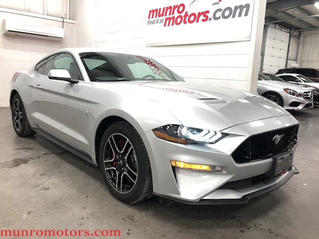 2018 Ford Mustang GT Premium ROUSH exhaust Coupe