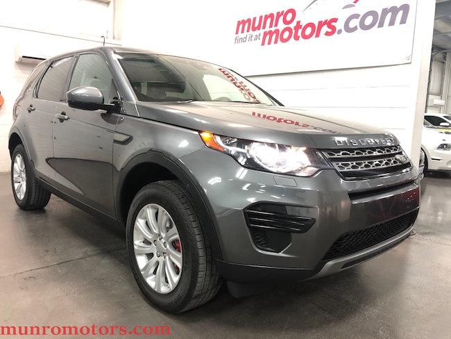 2016 Land Rover Discovery Sport SE Winter Pkg Panoramic Sunroof SUV