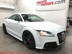 2013 Audi TT 2.0T AWD S-Line Quattro  Auto Navigation Leather Coupe
