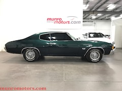 1972 Chevrolet Malibu Chevelle SS 396 Cowl Induction Coupe