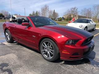 2014 Ford Mustang GT Roush Stripes and Exhaust NAV Convertible
