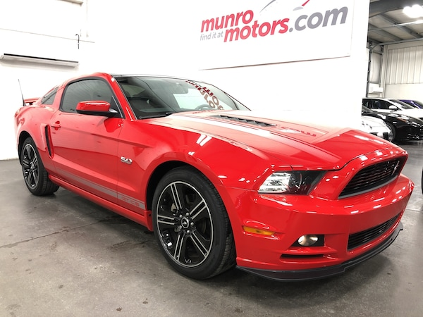 2014 Ford Mustang SOLD SOLD SOLD GT California Special