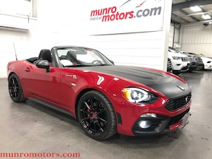 2017 Fiat 124 Spider Abarth $20K in Upgrades FAST Convertible