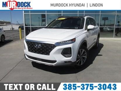 Murdock Hyundai Lindon >> New 2019 Hyundai Santa Fe For Sale At Murdock Auto Group