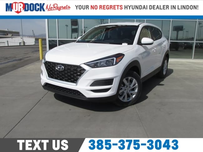 New 2019 Hyundai Tucson SE SUV Lindon, UT