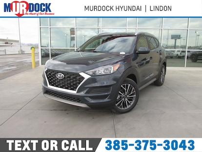 Murdock Hyundai Lindon >> New 2020 Hyundai Tucson For Sale At Murdock Hyundai Of