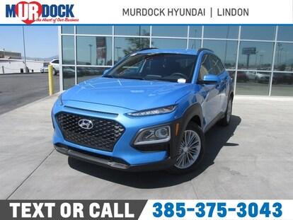 Murdock Hyundai Lindon >> New 2020 Hyundai Kona For Sale At Murdock Auto Group Vin